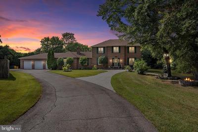 Severn Single Family Home For Sale: 7924 Green Moss Glen