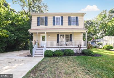 Anne Arundel County Single Family Home For Sale: 3829 Ponder Drive