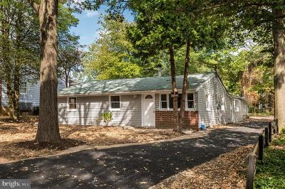 Annapolis Single Family Home For Sale: 1086 Sun Valley Drive