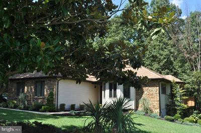 Severn Single Family Home For Sale: 1437 Dicus Mill Road