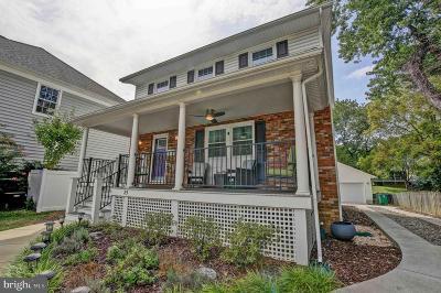 Annapolis Single Family Home For Sale: 25 Glen Avenue