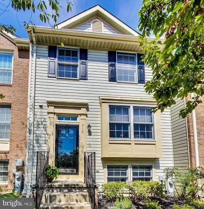 Odenton Townhouse For Sale: 716 Quiet Pond Court