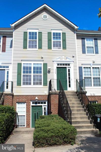 Odenton Townhouse For Sale: 8648 Aspen Grove Court