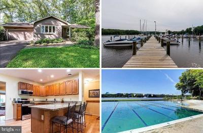 Severna Park Single Family Home For Sale: 414 Ben Oaks Drive E