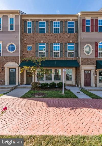 Odenton Townhouse For Sale: 1425 Hale Street