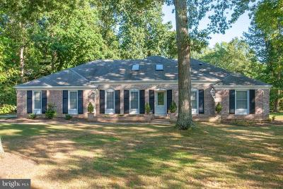 Annapolis Single Family Home For Sale: 1501 Gordon Cove Drive
