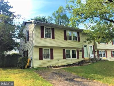 Odenton Single Family Home For Sale: 706 Chapelgate Drive