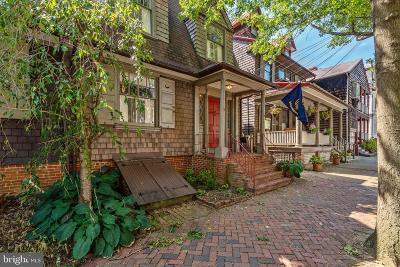 Annapolis Single Family Home For Sale: 233 Prince George Street