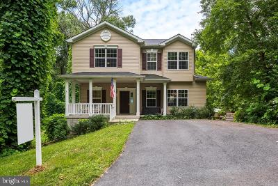 Crownsville Single Family Home For Sale: 373 Hickory Trail