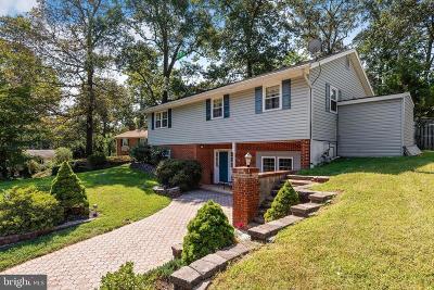 Severna Park Single Family Home For Sale: 625 Kensington Avenue