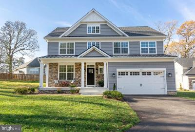 Anne Arundel County Single Family Home For Sale: 1603 Misty Manor Way
