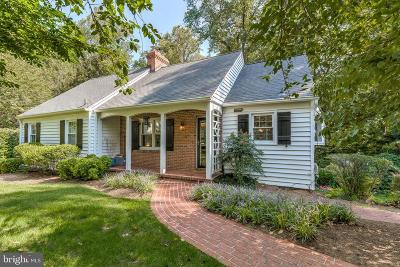 Severna Park Single Family Home For Sale: 6 Boone Trail