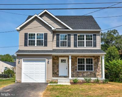 Anne Arundel County Single Family Home For Sale: 821 N Broadview Boulevard