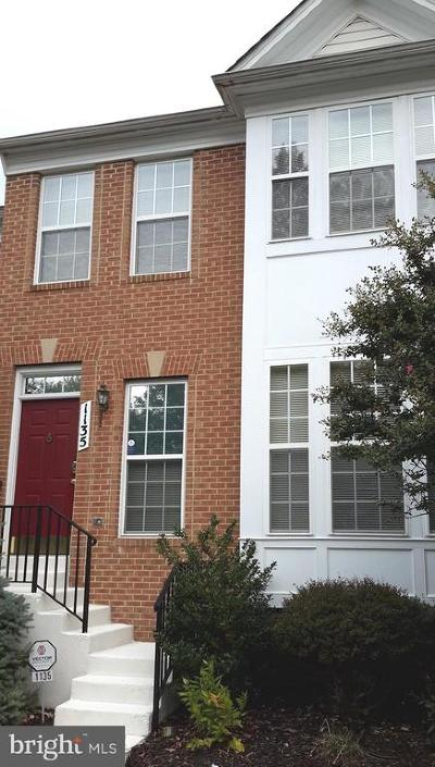 Anne Arundel County Rental For Rent: 1135 August Drive