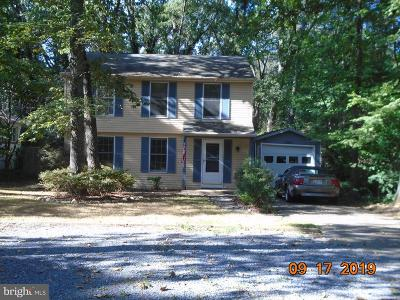 Crownsville Single Family Home For Sale: 1040 Omar Drive