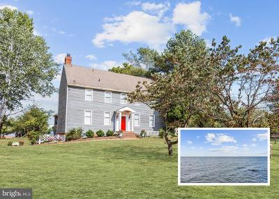 Annapolis Single Family Home For Sale: 1409 Bay Head Road