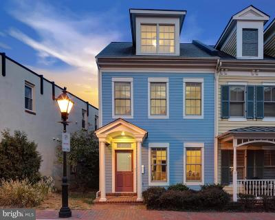 Annapolis Townhouse For Sale: 24 South Street