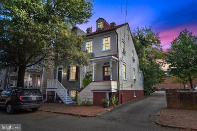 Annapolis Townhouse For Sale: 140 Market Street