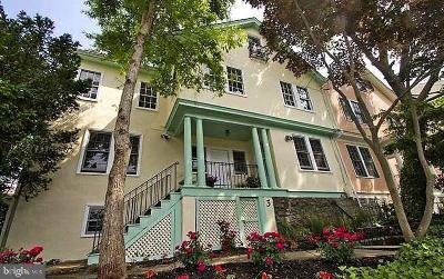 Annapolis Single Family Home For Sale: 3 Wagner Street