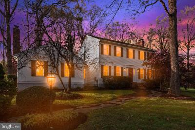 Annapolis Single Family Home For Sale: 1854 Saint Margarets Road