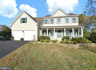 Gambrills Single Family Home For Sale: 928 Densmore Bay Court