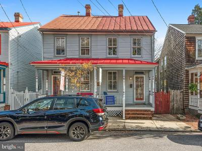 Annapolis Single Family Home For Sale: 24 Madison Place