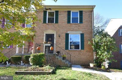 Annapolis Single Family Home For Sale: 203 Georgetown Road