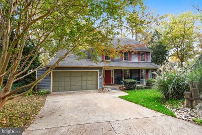 Annapolis Single Family Home For Sale: 196 Acton Road
