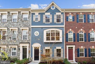 Annapolis Townhouse For Sale: 116 Waterline Court