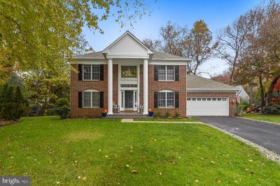 Annapolis Single Family Home For Sale: 1208 Chrisland Court