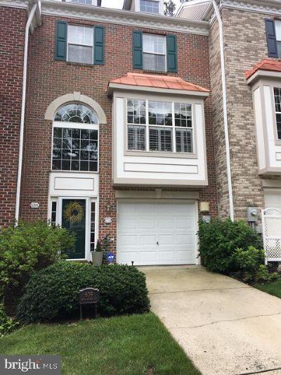 Annapolis Townhouse For Sale: 639 Snow Goose Lane