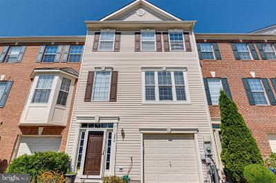 Odenton Townhouse For Sale: 2834 Piscataway Run Drive
