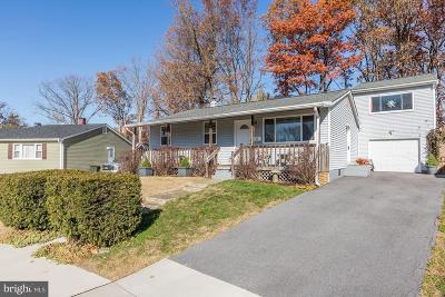 Laurel Single Family Home For Sale: 329 Ellerton S