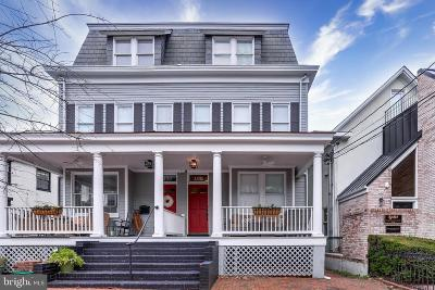 Annapolis Single Family Home For Sale: 188 Duke Of Gloucester Street