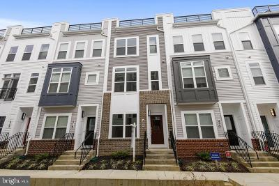 Annapolis Townhouse For Sale: 208 Wesley Brown Lane