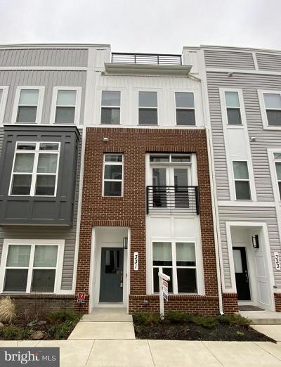 Annapolis Townhouse For Sale: 331 Michelson Lane