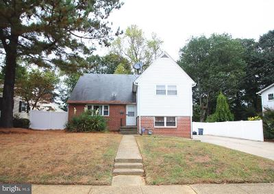 Annapolis Single Family Home For Sale: 808 Tyler Avenue