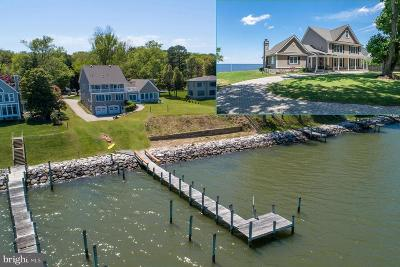 Annapolis Single Family Home For Sale: 2035 Chesapeake Road