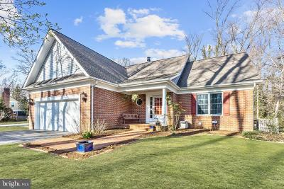 Annapolis Single Family Home For Sale: 853 Holly Drive S