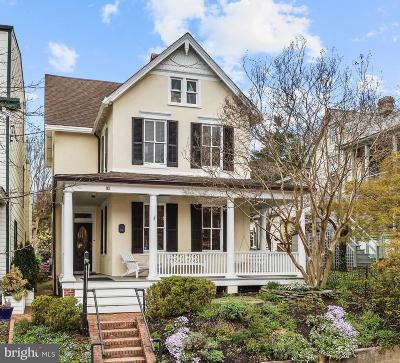 Annapolis Single Family Home For Sale: 93 Market Street