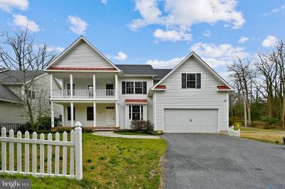 Annapolis Single Family Home For Sale: 1905 Baltimore Annapolis Boulevard
