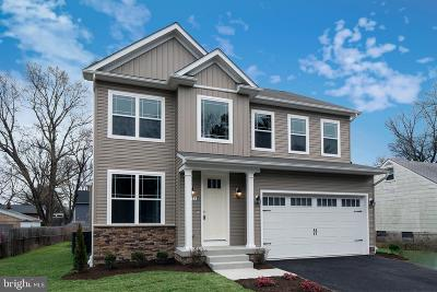 Annapolis Single Family Home For Sale: 823 Chestnut Tree Drive