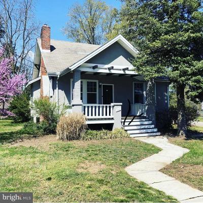 Annapolis Single Family Home For Sale: 1010 Bay Ridge Avenue