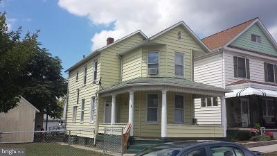 Cumberland Single Family Home For Sale: 219 Pennsylvania Avenue