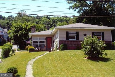 Cumberland Single Family Home For Sale: 1600 Frederick Street