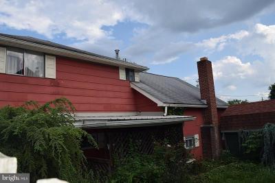 Cumberland Single Family Home For Sale: 8 Pennsylvania Avenue