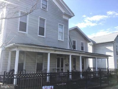 Frostburg Single Family Home For Sale: 179 E Main Street