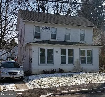 Frostburg Multi Family Home For Sale: 220 Center Street