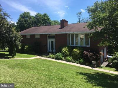 Westernport Single Family Home For Sale: 307 Baughman Street