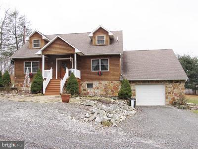 Flintstone Single Family Home For Sale: 12501 View Top Lane